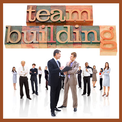 Team Building web